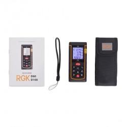 RGK D60 — лазерный дальномер