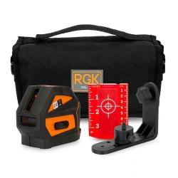 RGK PR-110 — лазерный нивелир