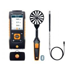 0563 4407 testo 440 Комплект для вентиляции 2 с Bluetooth