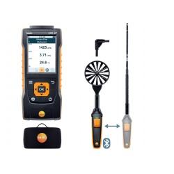 0563 4409 testo 440 delta P Комплект для вентиляции 1 с Bluetooth