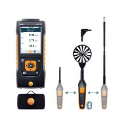 0563 4410 testo 440 delta P Комплект для вентиляции 2 с Bluetooth