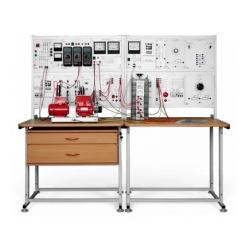 Учебный лабораторный стенд ЭМ4М-С-Р