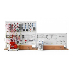 Учебный лабораторный стенд ЭМП1М-С-Р