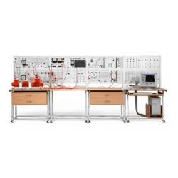 Учебный лабораторный стенд ЭМП2М-Н-Р