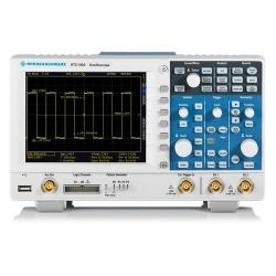 RTC1002 — осциллограф двухканальный