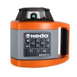 Лазерный нивелир NEDO SIRIUS1 HV + ACCEPTOR1