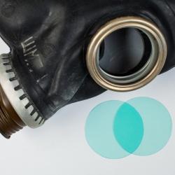 Незапотевающие пленки для стекол очкового узла (круглые)