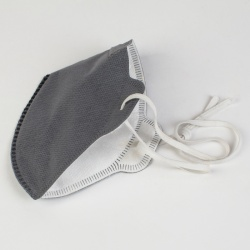 Полумаска противоаэрозольная с защитой от запахов Бриз-1106АВ