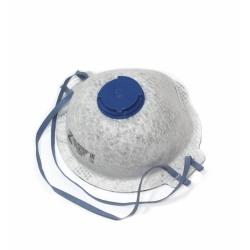 Полумаска противоаэрозольная с защитой от запахов Бриз-1104-1K АВ