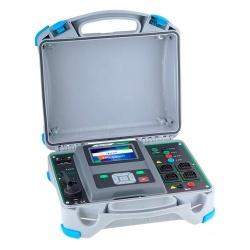 MI 3290 GX4 — анализатор заземления (комплект с двумя железными клещами и четырьмя гибкими клещами)
