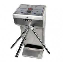 61-200-3106 — автоматический турникет c тестерами обуви, браслетов и пропусков/идентификационных карт