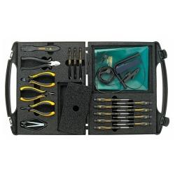 2280 — набор из 18 антистатических инструментов в кейсе