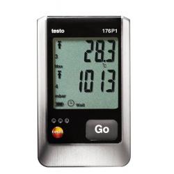 testo 176 P1 (0572 1767) - Логгер данных давления, температуры и влажности