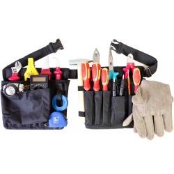 Набор электрика до 1000В сумка-пояс - набор инструментов
