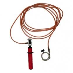 Заземление для пожарных стволов ЗПС 1, ЗПС 1М, ЗПС 1М