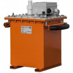 АИСТ СНЧ 36 - высоковольтная установка для испытания кабелей из сшитого полиэтилена (СПЭ)