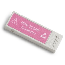 MDO3COMP — модуль анализа RS232