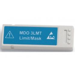 MDO3LMT — модуль контроля предельных значений и тестирования по маске