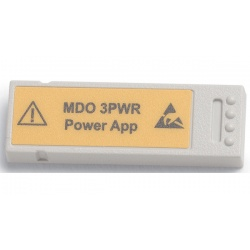 MDO3PWR — модуль для измерения и анализа мощности