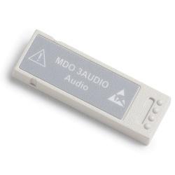 MDO3AUDIO — модуль анализа и запуска по сигналам последовательных аудиошин