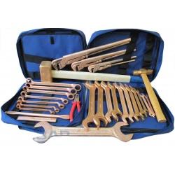 Комплект искробезопасных инструментов КИБО-28® (28 предметов)