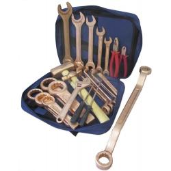 Комплект искробезопасных инструментов КИБО-22® (22 предмета)