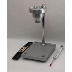ВЗ-246 - вискозиметр на штативе с алюминиевой чашей