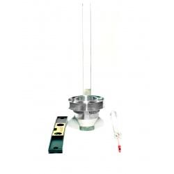 ВЗ-246 - вискозиметр погружной с алюминиевой чашей