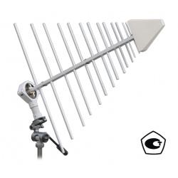 П6-122М2 - сверхширокополосная измерительная логопериодическая антенна