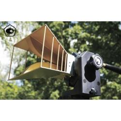 Широкополосная измерительная рупорная антенна П6-123