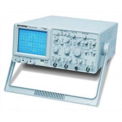 GOS-653G - цифровой осциллограф