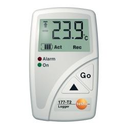 Testo 175-T2 (0563 1772) - логгер данных температуры
