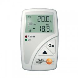Testo 177-T3 (0563 1773) - логгер температуры