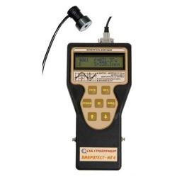 Вибротест-МГ4 — измеритель параметров вибрации (виброметр)