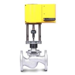 Клапан запорно-регулирующий КПСР 25КЧ945П (НЖ)