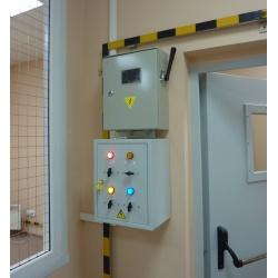 ВИЛ СЭТ-50 — стационарная высоковольтная испытательная лаборатория для проведения испытаний электрооборудования и диэлектрических средств защиты