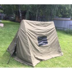 Палатка монтажная с каркасом