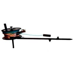 УНП-10ВЛ-Б — устройство для наброса на провода воздушных линий до 10кВ (барабанного типа)