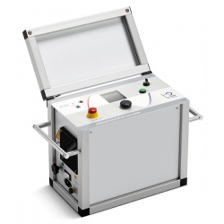 HVA30 - высоковольтная СНЧ установка для испытаний кабелей с изоляцией из сшитого полиэтилена, 30 кВ