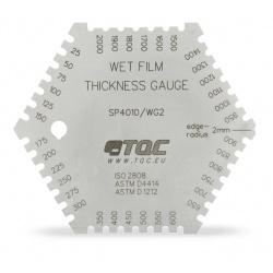 TQC Sheen SP4010 Гребенка для измерения толщины мокрого слоя