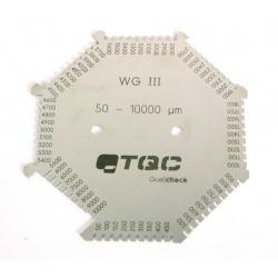 TQC Sheen SP4020 Гребенка для измерения толщины мокрого слоя