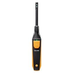 testo 605i (0560 2605 02) термогигрометр, управляемый со смартфона