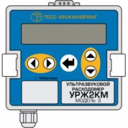 Расходомер УРЖ2КМ модель 3