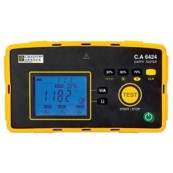 CA 6424 — измеритель сопротивления заземления