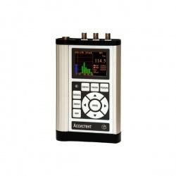 АССИСТЕНТ SIV 3RT — шумомер, анализатор спектра в диапазоне