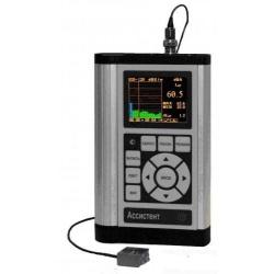 АССИСТЕНТ V1 — виброметр, анализатор спектра однокоординатный