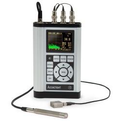 АССИСТЕНТ SIU 30 V3RT — шумомер, виброметр, анализатор спектра