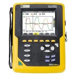 CA 8331 - анализатор качества электроэнергии