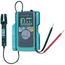 KEW 2001 — мультиметр с токоизмерительными клещами