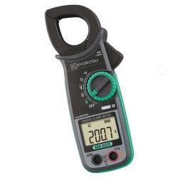 KEW 2007R — цифровые токоизмерительные клещи True RMS для измерения переменного тока